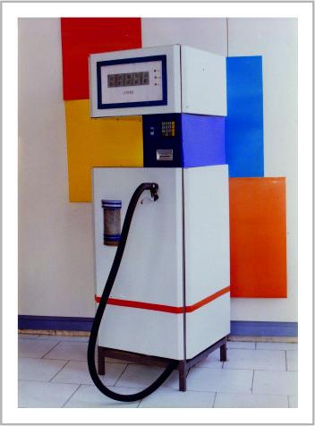 gas pomp